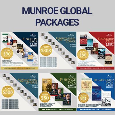 Munroe Global Packages