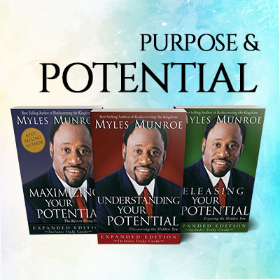 Purpose & Potential Books