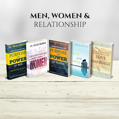 Men, Women & Relationships Books